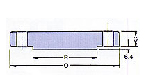 ansi flanges blind spec